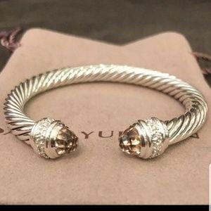 Authentic david yurman 7mm bracelet